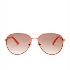 Kate Spade Blossom Aviator Sunglasses New NWT